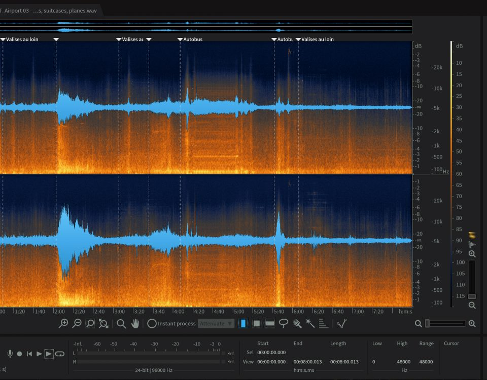 iZotope RX fixed