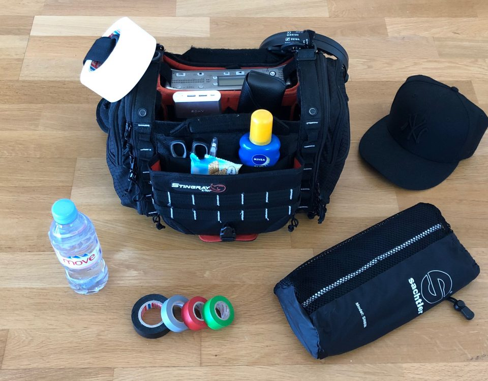 Accessoires tournages