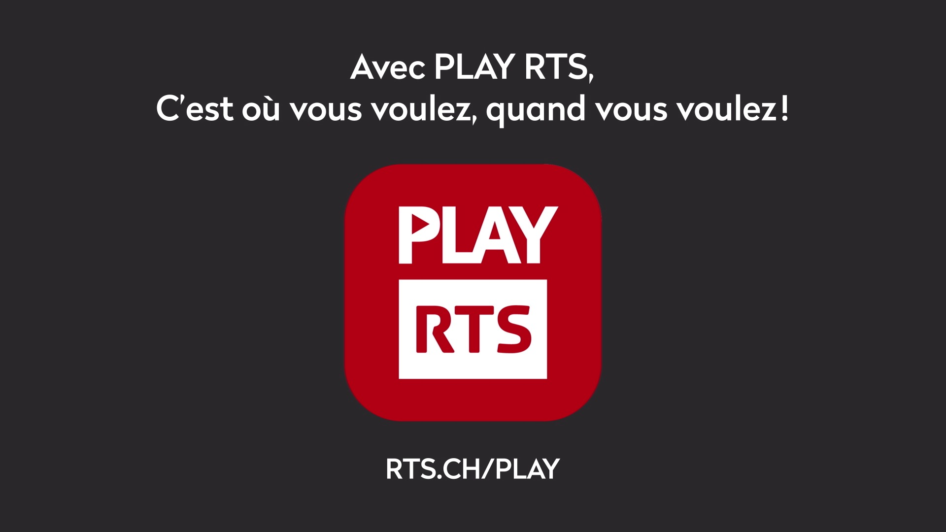 RTS App_Play RTS_Une